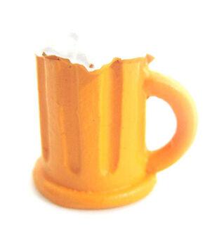 Fairy Garden Resin Beer Mug