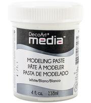 Media Modeling Paste 4oz-White, , hi-res
