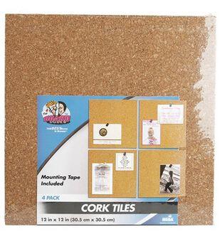 Board Dudes Cork Tiles