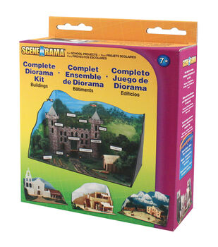 Scenearama Buildings - Complete Diorama Kit