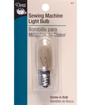 Dritz Light Bulb-Screw-In Base