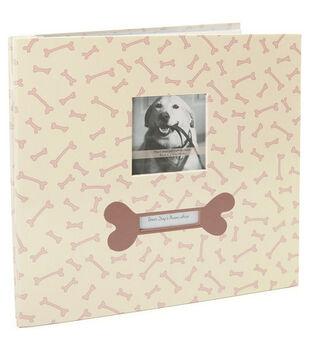 12''x12'' Postbound Album-Dog