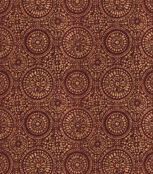 Eaton Square Upholstery Fabric-Precocious/Red