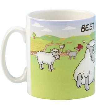 Vanessa Bee Designs Coffee Mug-Best Mates