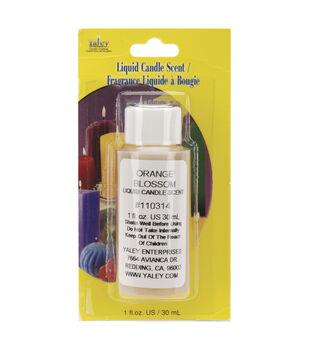 Liquid Candle Scent 1 oz Bottle-Orange Blossom