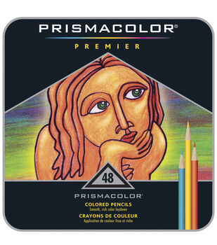 Prismacolor-48 Colored Pencil Set