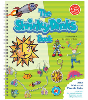 The Shrinky Dinks Book Kit