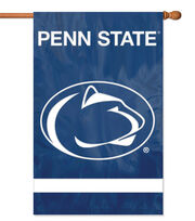 Penn State University NCAA Banner Flag, , hi-res