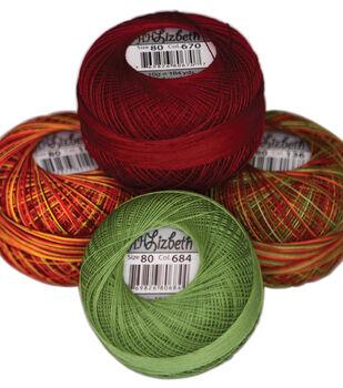 Lizbeth Cordonnet Cotton Size 80-Ocean Teal Dark