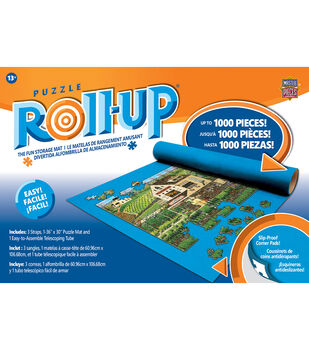"Puzzle Roll Up In A Box 36""x30"""