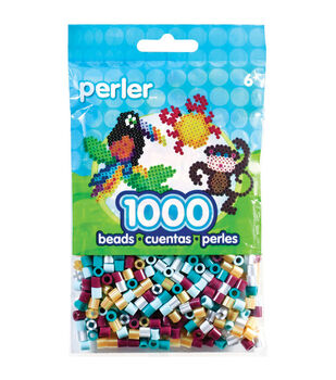 Perler Beads 1000/Pkg-Celebration Mix