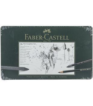 Faber-Castell® 26pcs PITT Graphite Set