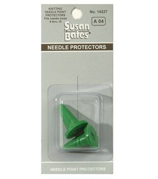 Susan Bates Rubber Point Protectors-Bulky