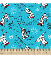 Disney Frozen Olaf Sketch Cotton, , hi-res