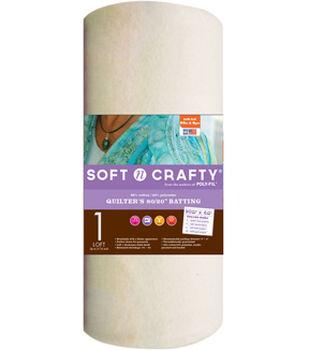 Soft N Crafty Grab N Go 80/20 Batting 90In X 6Yds