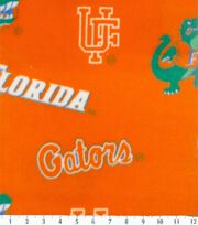 University of Florida NCAA  Fleece Fabric, , hi-res