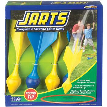 Poof-Slinky Jarts Game