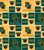 Baylor NCAA  Cotton Fabric, , hi-res