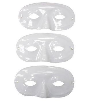 """7-3/4"""" Mask-It Form-3PK/White"""