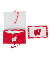 University of Wisconsin NCAA Note Card Set, , hi-res