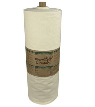 The Warm Company Warm And Natural Cotton Batting 40yd x 45in
