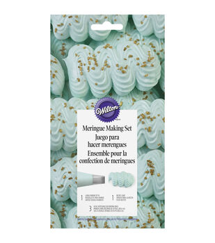 Wilton® Ribbon Tip Meringue Making Kit