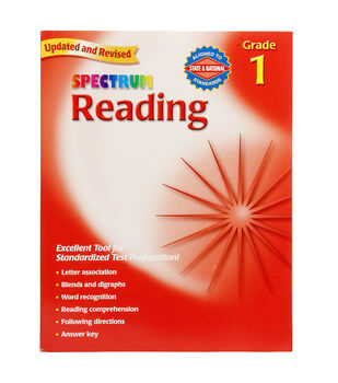 School Specialty Spectrum Reading 1