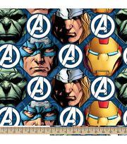 Marvel Avengers Faces Micro Fleece, , hi-res