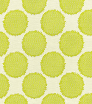 Waverly Upholstery Fabric-Circling Green Tea