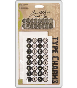 Tim Holtz Idea-Ology Typewriter Keys