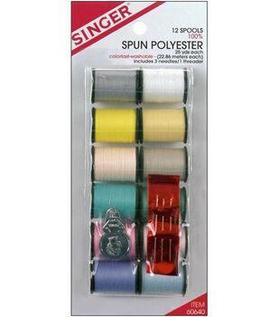 Singer Polyester Thread 25 Yds