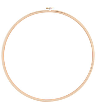 14 Inch Wood Embroidery Hoops