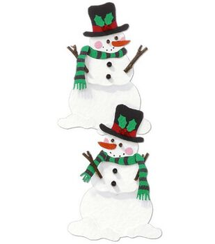 Jolee's By You-Snowman