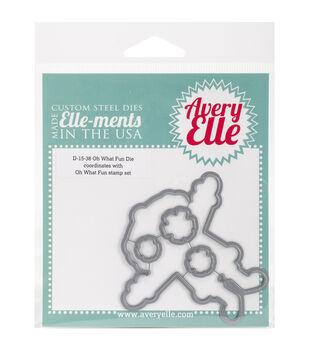 Avery Elle Elle-Ments Dies-Oh What Fun