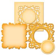 Spellbinders Shapeabilities Die D-Lites-Medallion 2, , hi-res