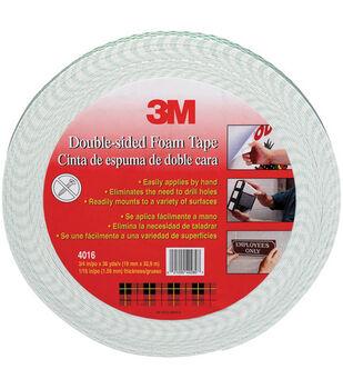 """3M 1/2""""x36 yard Foam Tape"""