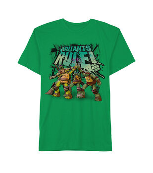 Teenage Mutant Ninja Turtles Kids T-shirt