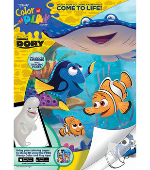 Disney Finding Dory Color & Trace