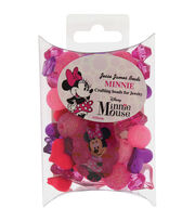 Jesse James® Disney Craft Beads For Jewelry-Minnie Mouse, , hi-res