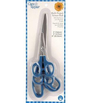 Dritz® Household Scissors-3/Pkg