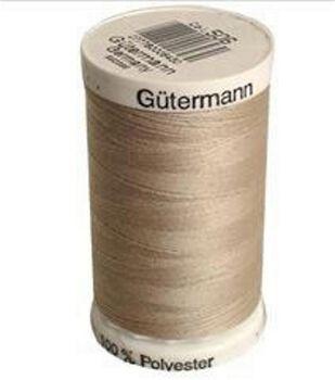 Gutermann Sew-All Thread 273Yds-(500 & 100 series) Neutrals