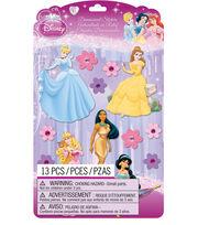 EK Success Disney Collection Princess 3D Stickers, , hi-res
