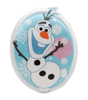 Wrights Disney Olaf Frozen Iron-On Appliques