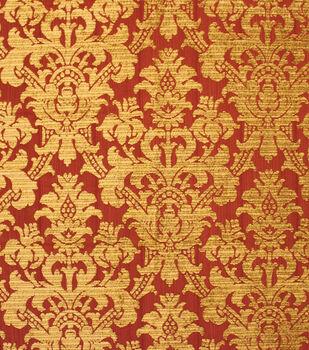Upholstery Fabric-Barrow M7350 5458 Cardinal