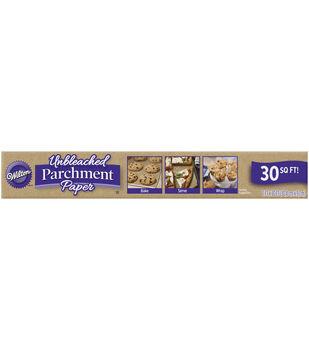 Wilton® Unbleached Parchment Paper 30'