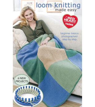 Coats & Clark Books-Loom Knitting Made Easy
