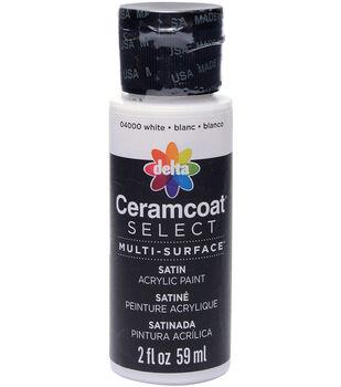 Ceramcoat Select Multi-Surface Paint 2oz-Soft Blue