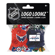 Forever Collectibles Logo Loomz Filler Pack Washington Capitals, , hi-res