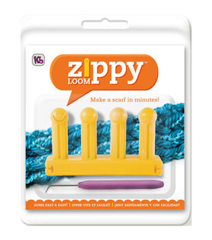 Knitting Board Zippy Loom