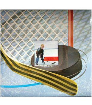 12 x12 Sport & Hobby Albums-Hockey